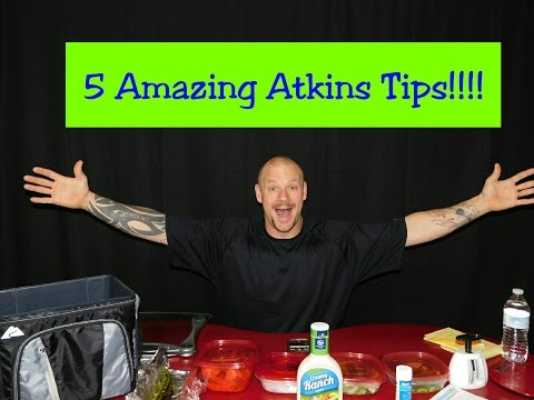 Atkins diet phase 1
