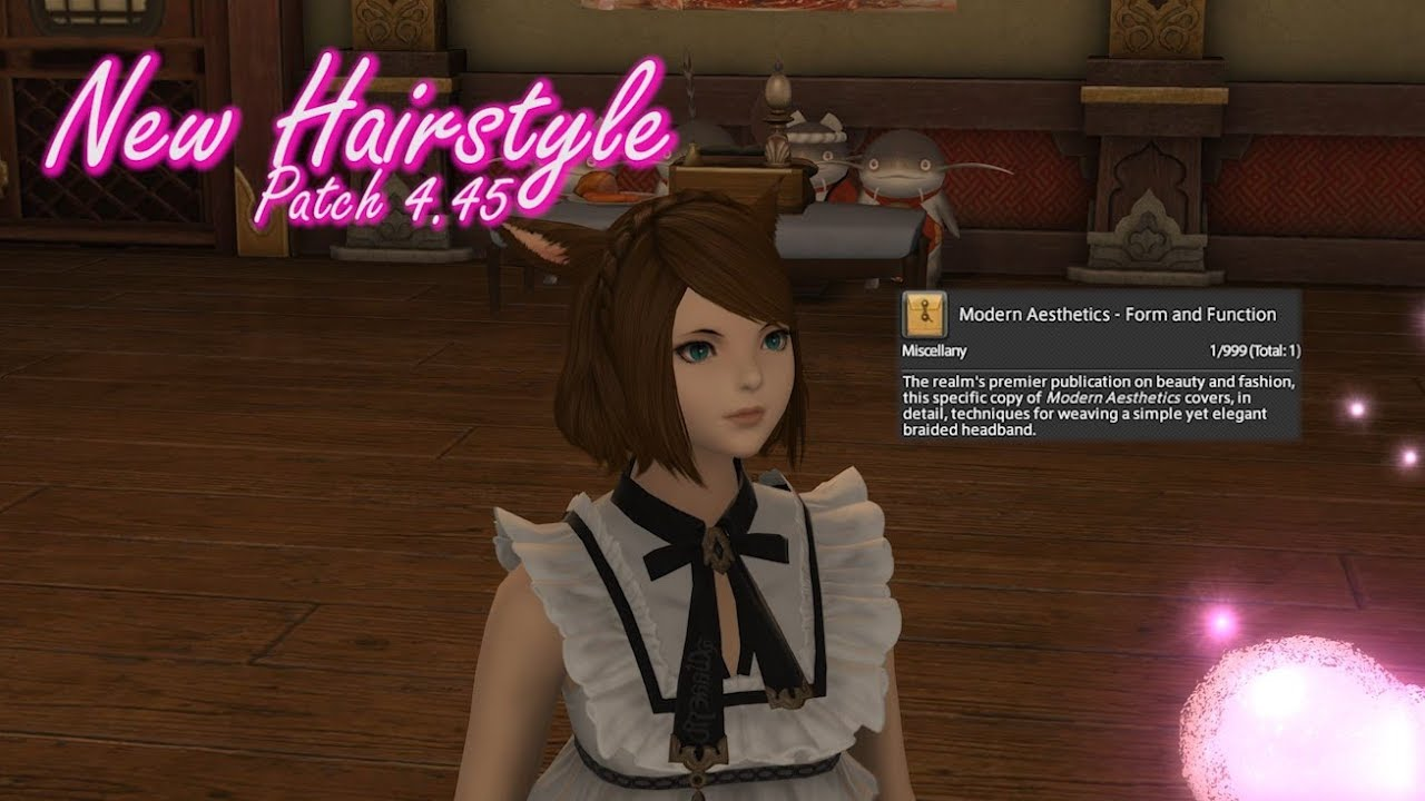 ffxiv: 4.45 hairstyle