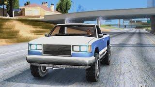Yosemite Truck - GTA San Andreas 1440p / 2,7K