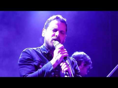Sam Roberts Band- Shapeshifters- Bowery Ballroom NYC- 11/29/16