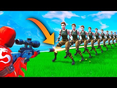 THE IMPOSSIBLE SNIPE SHOT!! - Fortnite Funny WTF Fails and Daily Best Moments Ep.1012