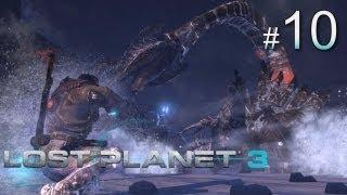 Lost Planet 3 прохождение с Карном. Часть 10