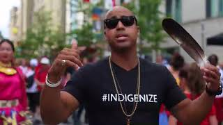 INDIGENIZE (Official Music Video)