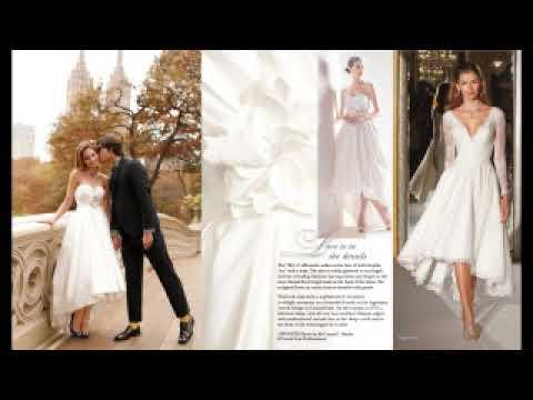 Oleg Cassini The Wedding Dress
