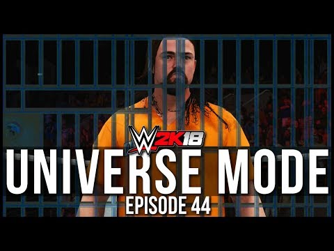 WWE 2K18 | Universe Mode - 'BATTLEGROUND PPV!' (PART 2) | #44