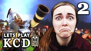 (Holy Mother of Cheese!) Lilia Plays Kingdom Come: Deliverance - Part 2