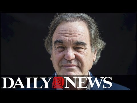 Oliver Stone responds to Melissa Gilbert's sexual harassment claim