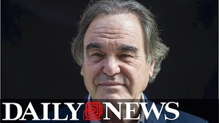 Video Oliver Stone responds to Melissa Gilbert's sexual harassment claim download MP3, 3GP, MP4, WEBM, AVI, FLV November 2017