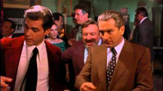 Goodfellas Christmas Party Scene