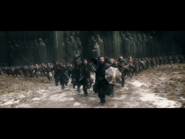 호빗: 다섯 군대 전투 - 웹 예고편 - The Hobbit Legacy (한글자막)