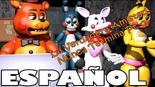(SFM/FNAF) La Verdadera Amistad Nunca Termina (Parte-2)(Español)(By SolaceVision) thumbnail