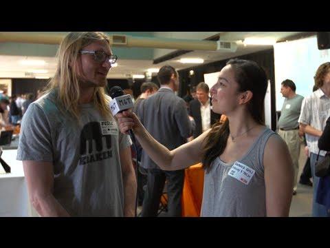 Jesse Powell, Kraken CEO @ Bitcoin Job Fair