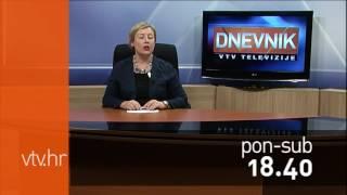 VTV Dnevnik najava 23. lipnja 2017.