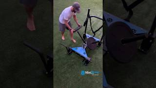 Key Features Power Sled For Functional Fitness Strength Training