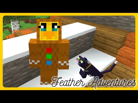 Feather Adventures : BAKING THE ROOF - {288}