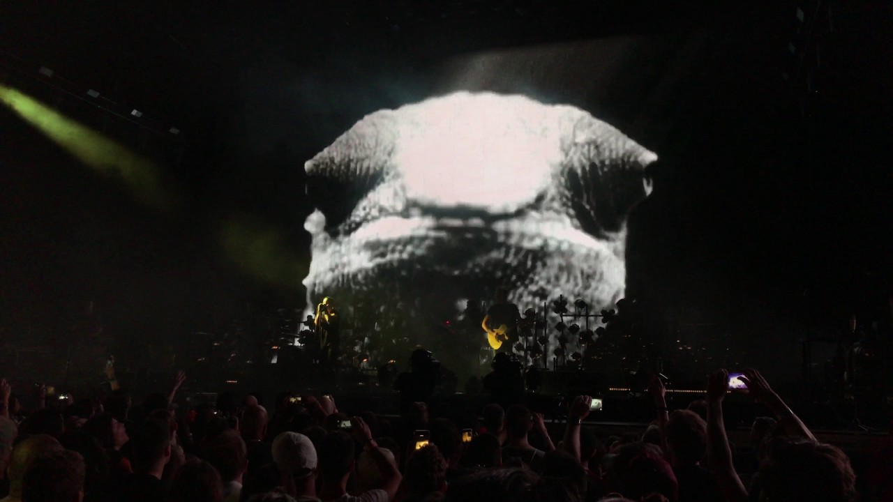 Nine Inch Nails - Hurt (Panorama Festival 7.30.17) - YouTube