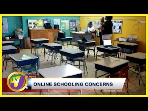 Online Schooling Concerns | TVJ News - Sept 5 2021