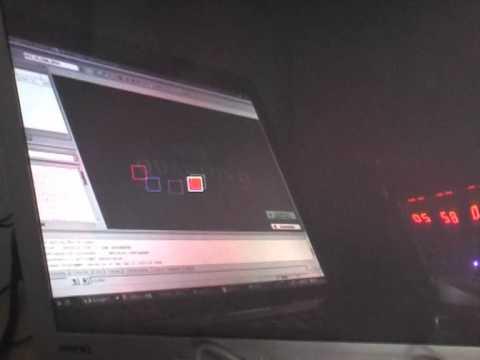 Fpga Based Motion Tracking System Youtube