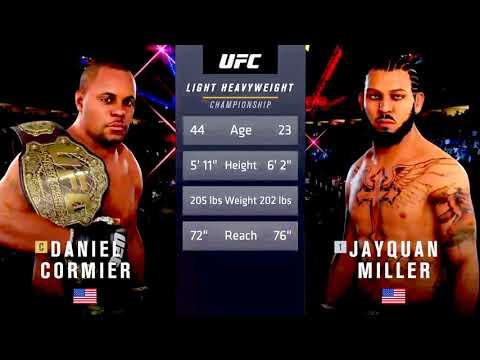 Copy of UFC3 - TITLE FIGHT