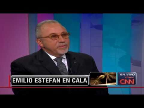 Emilio Estefan conversa con Ismael Cala