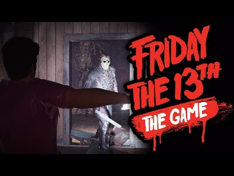 FRIDAY THE 13th - UN MAL PASO - VIERNES 13 GAMEPLAY ESPAÑOL