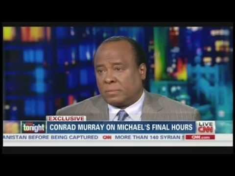 Conrad Murray Interview