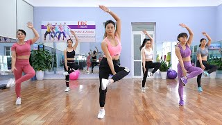 Download lagu 7 DAY CHALLENGE: Lose Belly & Arms Fat | Zumba Class