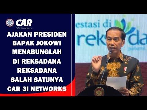 Car 3i Networks Hari Menabung Nasional 31 Okt Oleh Presiden Jokowi