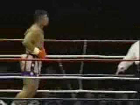 Andy Hug  vs Pat Smith