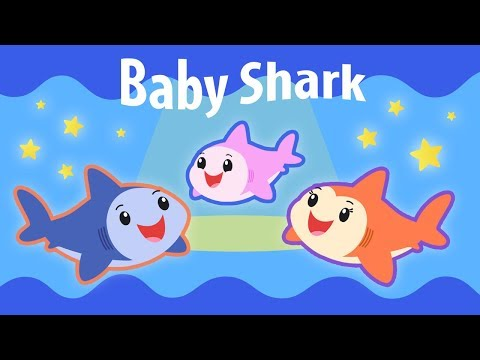 Baby Shark and More | SHARK WEEK NURSERY RHYMES | Baby Songs from Mother Goose Club!