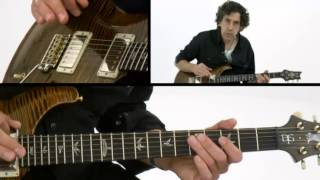 David Grissom Guitar Lesson - #45 Milk Truck Breakdown - Open Road Guitar
