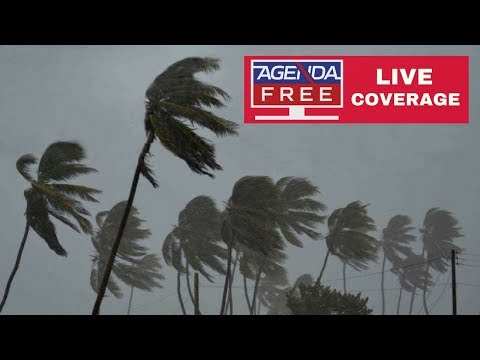 Hurricane Lane Pounds Hawaii - LIVE COVERAGE 8/23/18