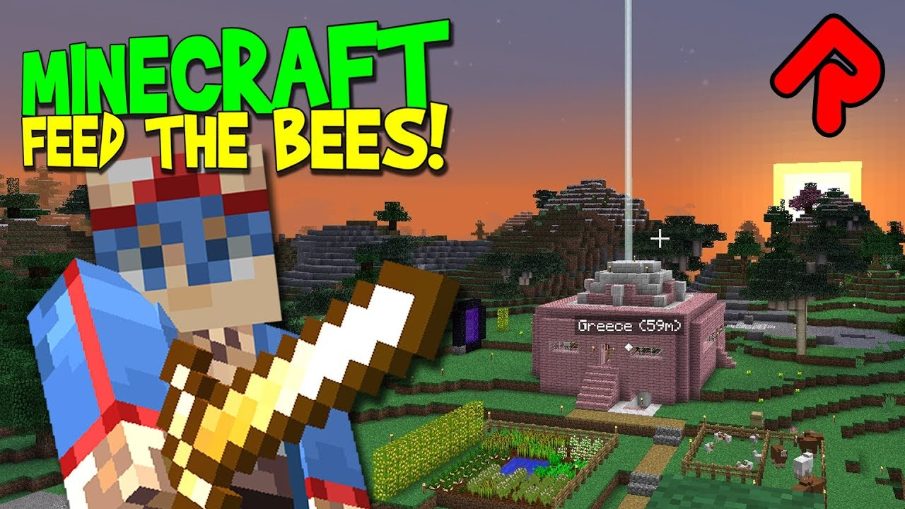 Mutation, Inheritance & Pure Common Bees | Minecraft Feed the Beast  Revelation | Feed the Bees ep 9