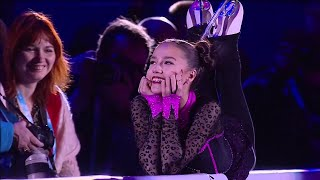 Alina Zagitova Russian Nationals 2017 EX A2