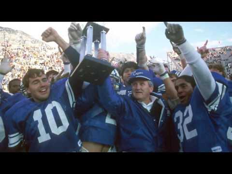 BYU Football Legacy