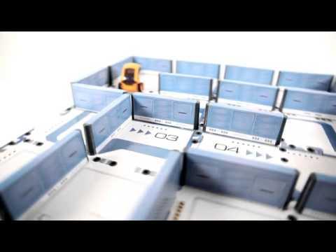 Deskpet Robot Accessory: MazeBot Building Set