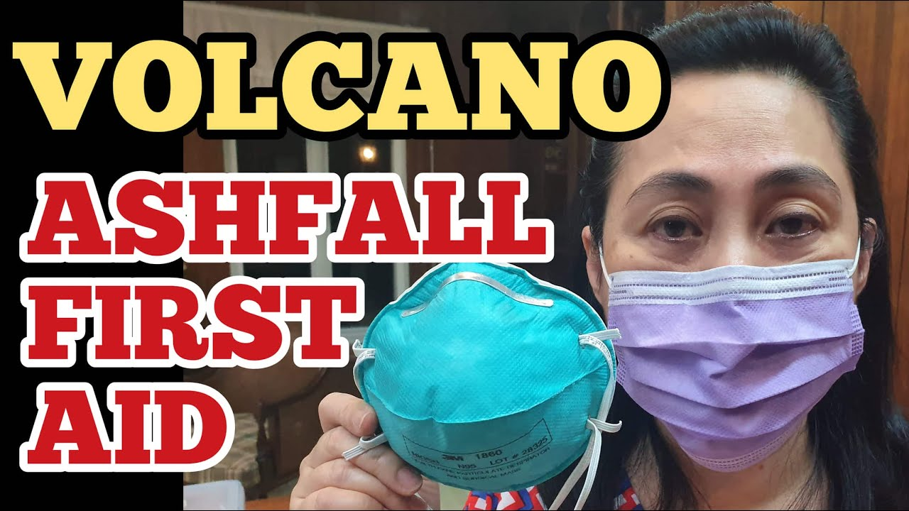 Taal Volcano Ashfall: Emergency First Aid - Payo ni Doc Willie Ong #844