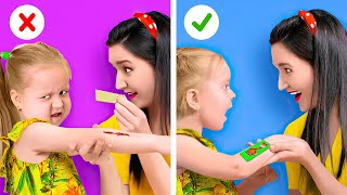 WOW! How To Bę A Creative Mom! Cool DIY Tricks And Parenting Hacks By A PLUS SCHOOL