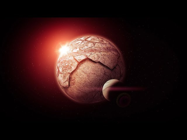 How To Create A Planet In One Click | Photoshop Tutorial