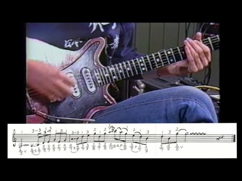 Queen - Father To Son - Guitar Tutorial by Brian May