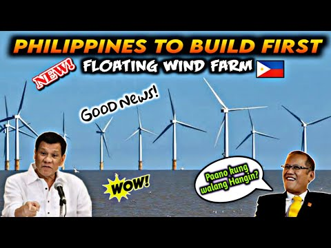 First Offshore Wind Energy Projects to be Developed in the Philippines 🇵🇭