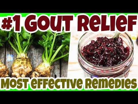 Best Way To Get Rid Of Gout Naturally