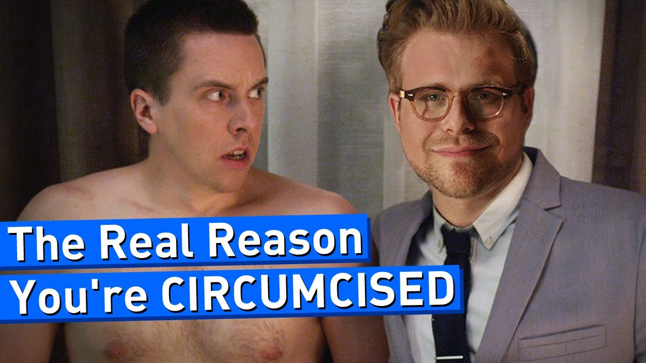 The Real Reason Youre Circumcised - Adam Ruins Everything -2197