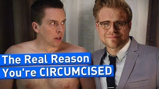 Repeat youtube video The Real Reason You're Circumcised - Adam Ruins Everything