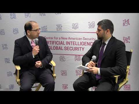 Interactive Session with Amir Husain - Artificial Intelligence and Global Security Summit