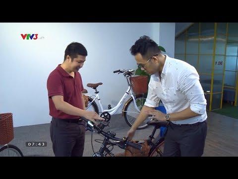 Giới thiệu xe đạp điện trợ lực Wii Bike Boy