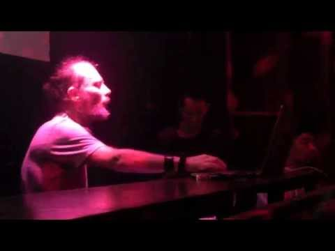 Thom Yorke DJing at UNDERCOVER OF THE NIGHT in Tokyo