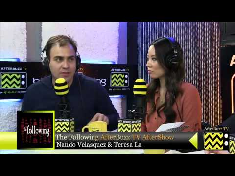 "The Following  After Show Season 1 Episode 1 ""Pilot"" 