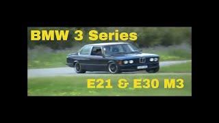 BMW E21 and E30 3 Series...  Sprint Racing