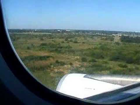 Buenos Aires Approach & Land